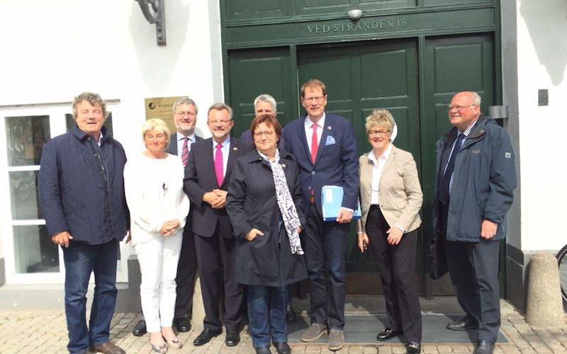 150612 Delegationsreise Daenemark Norwegen 1