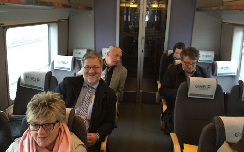 150612 Delegationsreise Daenemark Norwegen 2