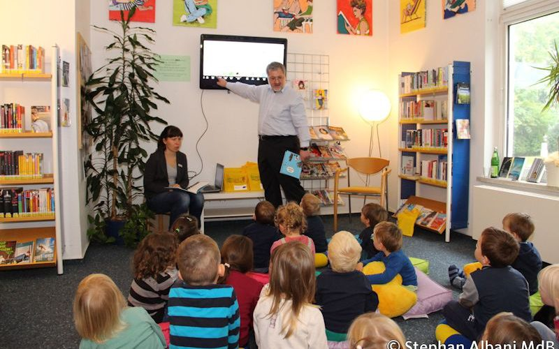 151007 Kindergarten Lesestart BZ