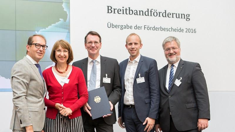 160906 BMVI Foerderbescheide Breitband Ammerland 1