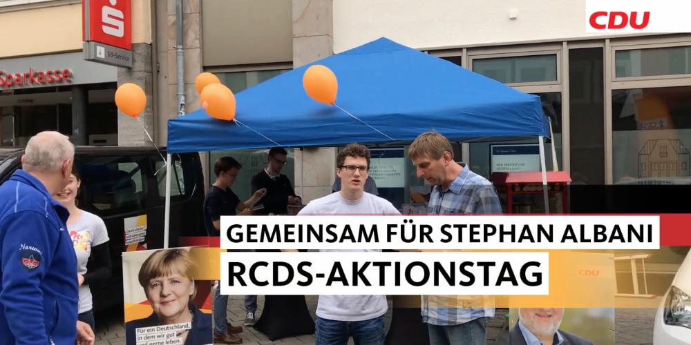 RCDS Aktionstag