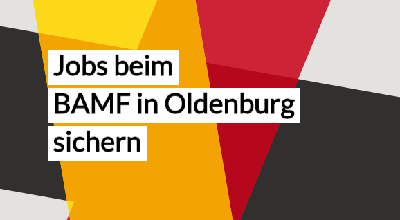 """Albani MdB: """"Es braucht Planungssicherheit für die BAMF-Außenstelle Oldenburg!"""""""