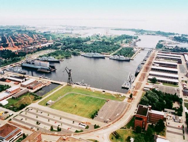 Marinearsenal Wilhelmshaven (c) BW-MArs